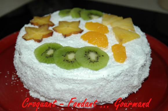 Biscuit caramel aux fruits exotiques - avril 2009 102 copie