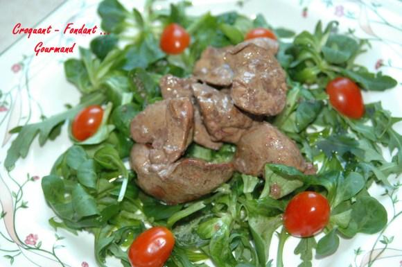 Salade de foies de volaille - DSC_9600_7524