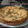Szarlotka ou tourte aux pommes polonaise -DSC_3637_11820