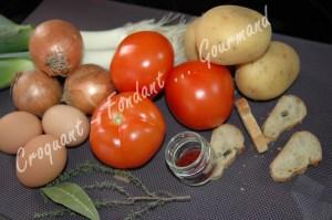 Bouillabaisse d'œufs pochés au safran - DSC_7205_15598