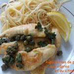 Aiguillettes de poulet aux câpres et au citron DSCN3372_23247