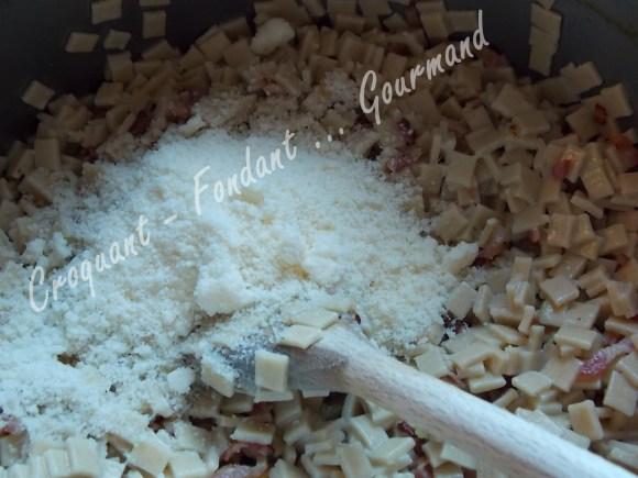 Crozets de Savoie et saucisse italienne DSCN6799_26919