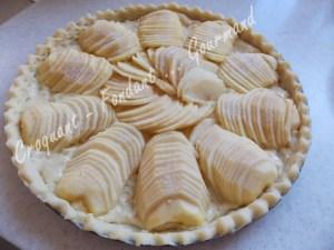 Tarte amandine aux pommes DSCN0591_30129