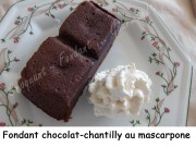 Fondant chocolat et chantilly mascarpone Index DSCN1037_20308