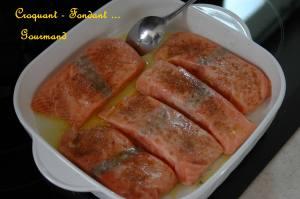 Saumon à l'oseille riz & brunoise de légumes - mai 2009 281 copie