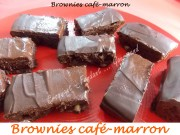 Brownies café-marron Index DSCN6727