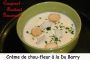 Crème de chou-fleur à la Du Barry Index - novembre 2008 129 copie