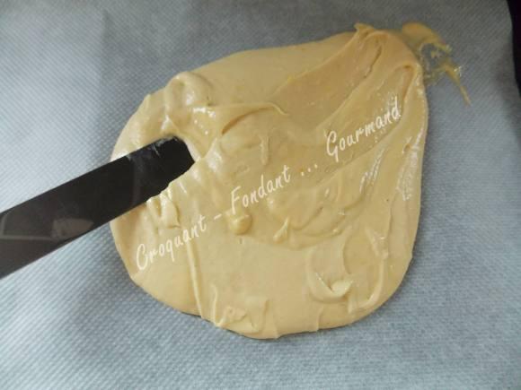 Dôme poire-chocolat DSCN1340