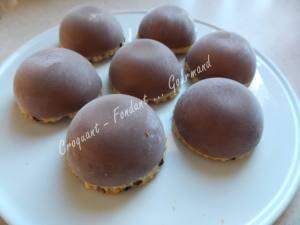 Dôme poire-chocolat DSCN1419