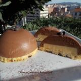 Dôme poire-chocolat DSCN1427
