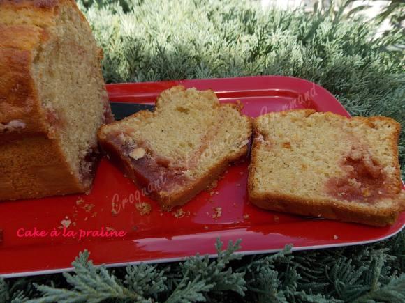 Cake à la praline DSCN5797