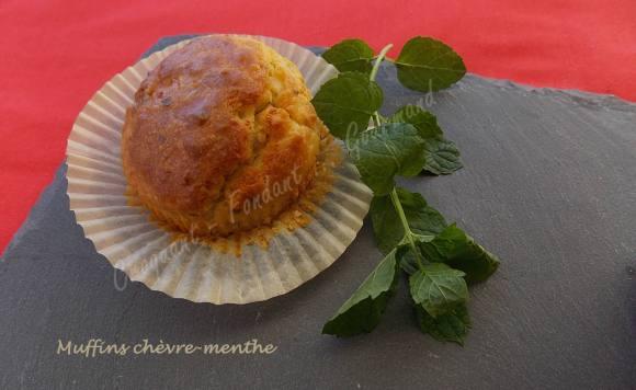 Muffins chèvre-menthe DSCN5915