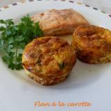 Flan à la carotte P1000802
