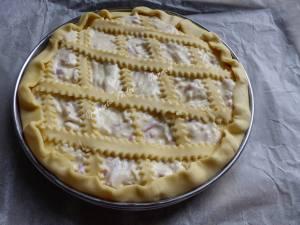 Tarte jambon-ricotta P1010075