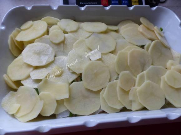 Filets de cabillaud et pommes de terre P1010335