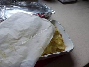 Filets de cabillaud et pommes de terre P1010338