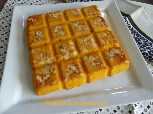 Polenta à la butternut P1010470