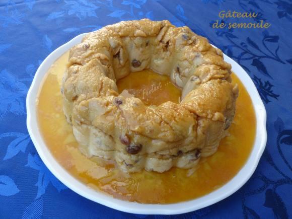 Gâteau de semoule P1020798
