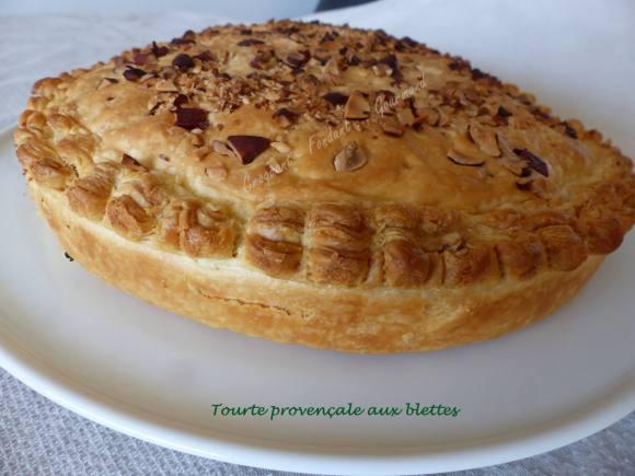 Tourte provençale aux blettes P1010222
