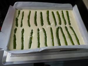 Cheesecake aux asperges P1020949