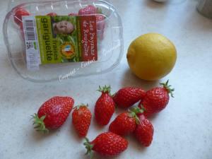 Millefeuille citron-fraise P1030055
