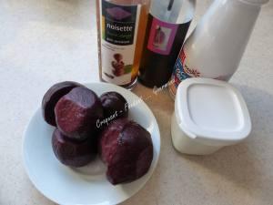 Mousse de betterave au yaourt P1020637