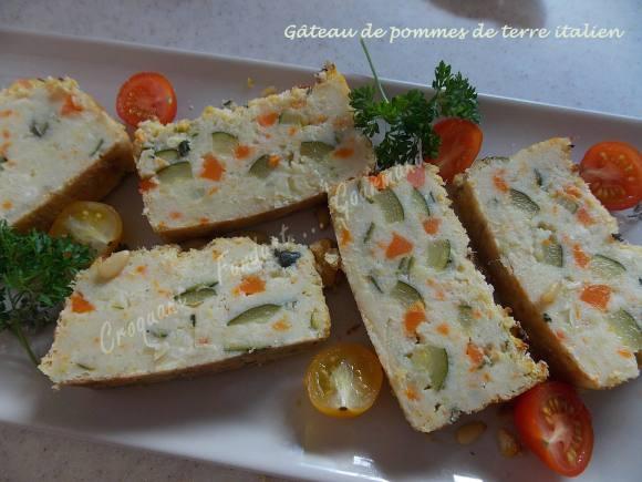 Gâteau de pommes de terre italienDSCN4758