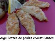 Aiguillettes de poulet croustillantes Index DSCN6015