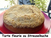 Tarte fleurie ou Streuselkuche Index P1030292