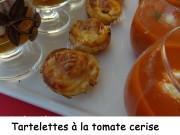 Tartelettes à la tomate cerise Index DSCN5411