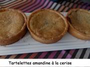 Tartelettes amandine à la cerise Index DSCN3944