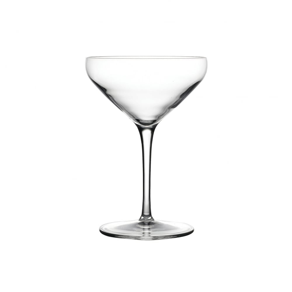 Champagne Coupe Luigi Bormioli Atelier Crystal Cocktail Champagne Coupe Glass 300ml Pack Of 12