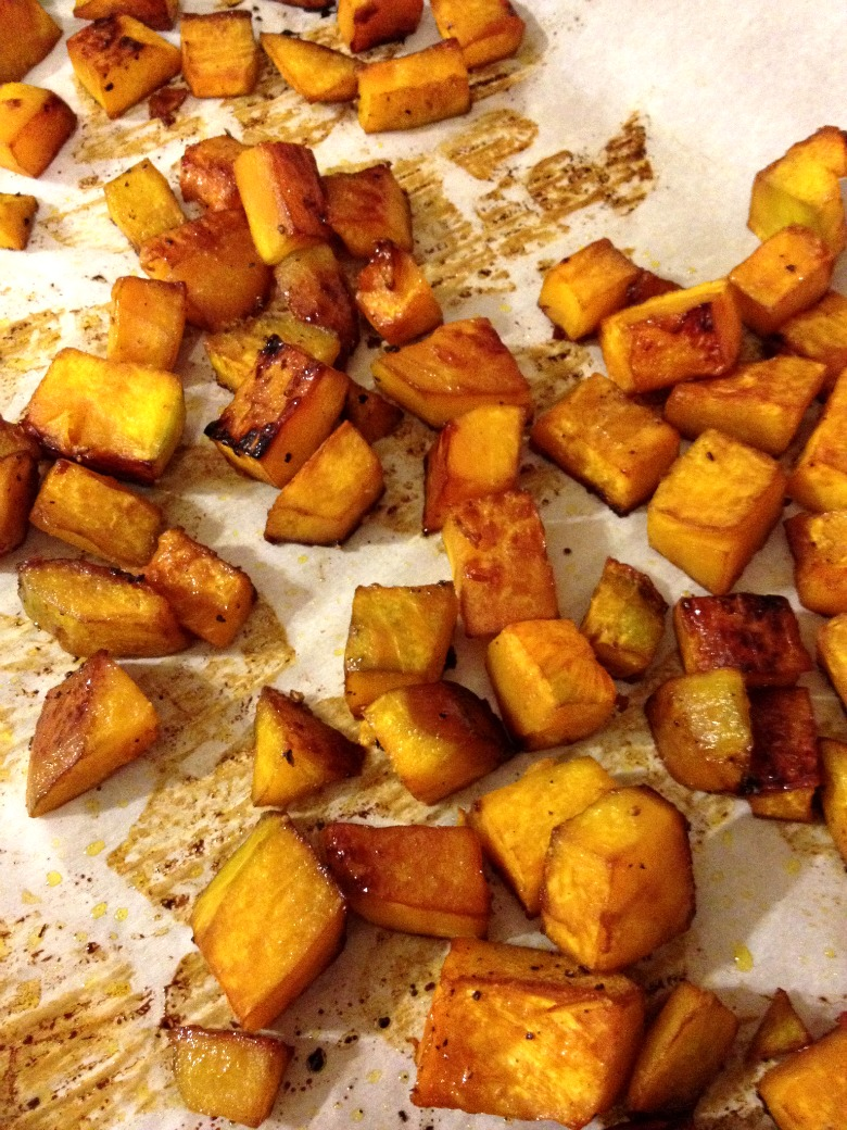 Roasted Squash Salad With Cider Vinaigrette Crosby S Molasses