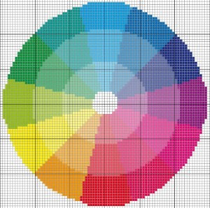 color wheel 2