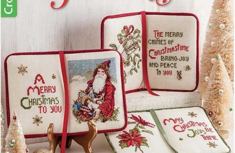 Get Your Christmas Stitching Started with Christmas Greetings