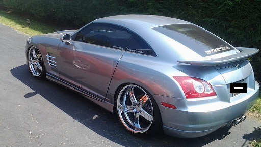 Air Ride Compressor Crossfireforum The Chrysler Crossfire And Srt6 Resource