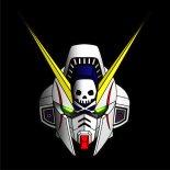 Crossbone Gundam Head