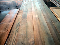 Ponderosa Pine Recycled Paneling 2