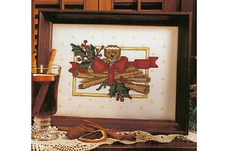 Fabulous Cross Stitch Christmas Pattern Books