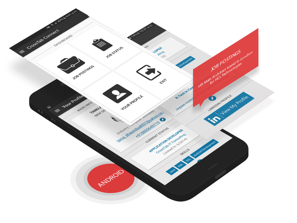 Mobile Framework | Crosstab IT Consulting
