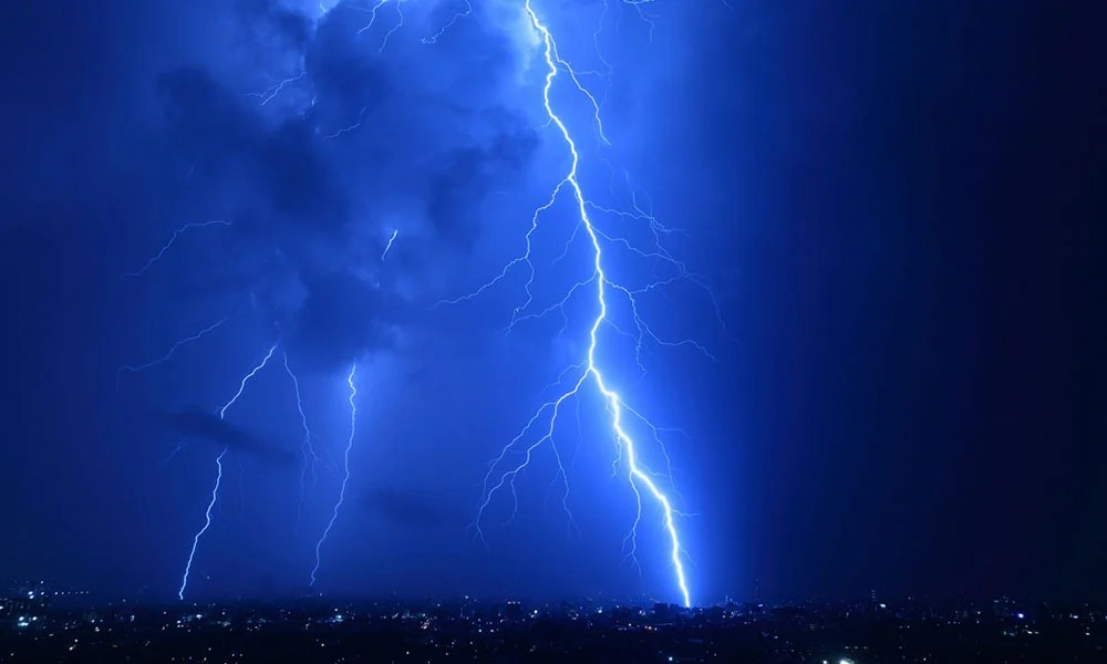 How my family survived a lightning strike\u2014and what we learned