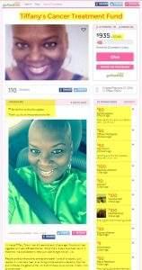 Tiffany's Cancer Treatment Fund
