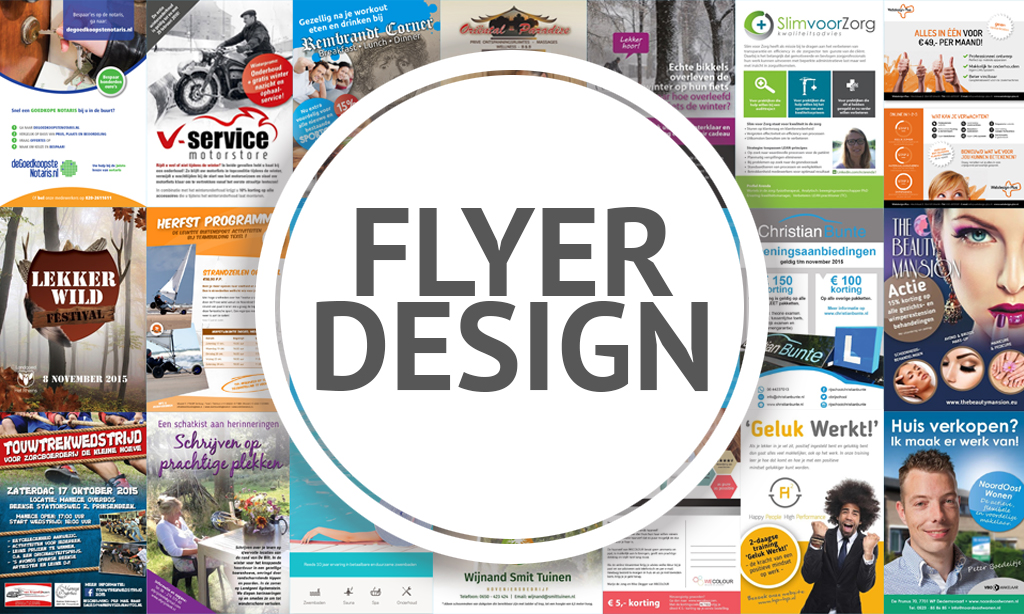 Don\u0027t know what to do with you flyer design? Read our 12 tips