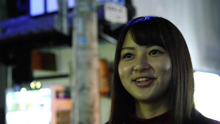 Marina, Studentin der Internationalen Beziehungen aus Fukuoka