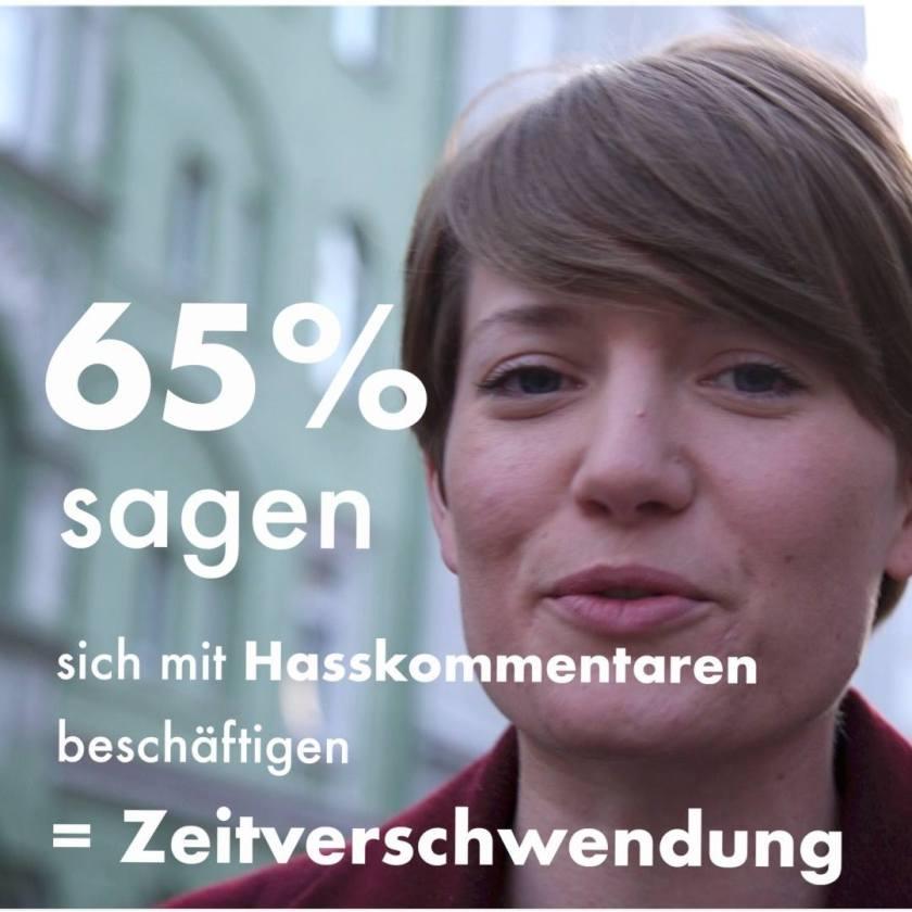 Schweigende Mehrheit_Hasskommentare Statistik
