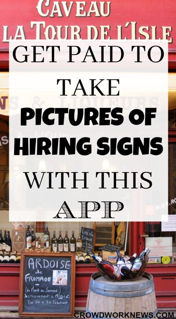 Job Spotter Review Get Paid to Take Pictures of Hiring Signs