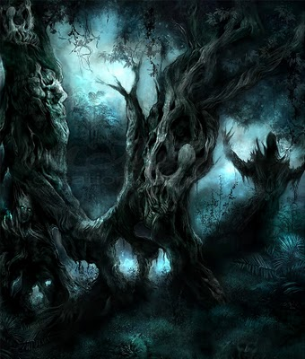Spooky Fall Wallpaper The Blight Crow Hollow