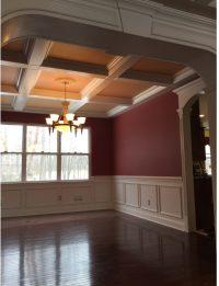 Wainscoting - Chair Rail & Shadow Boxes Crown Molding NJ LLC