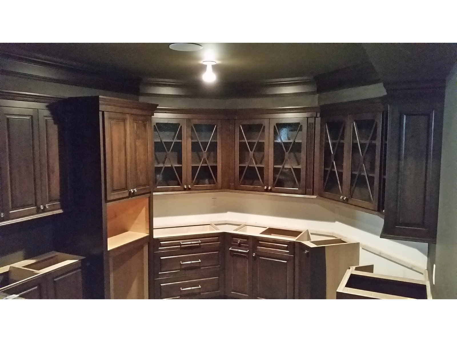 Installing Kitchen Cabinet Crown Molding Kitchen Cabinets Kitchen Cabinets By Crown Molding Nj