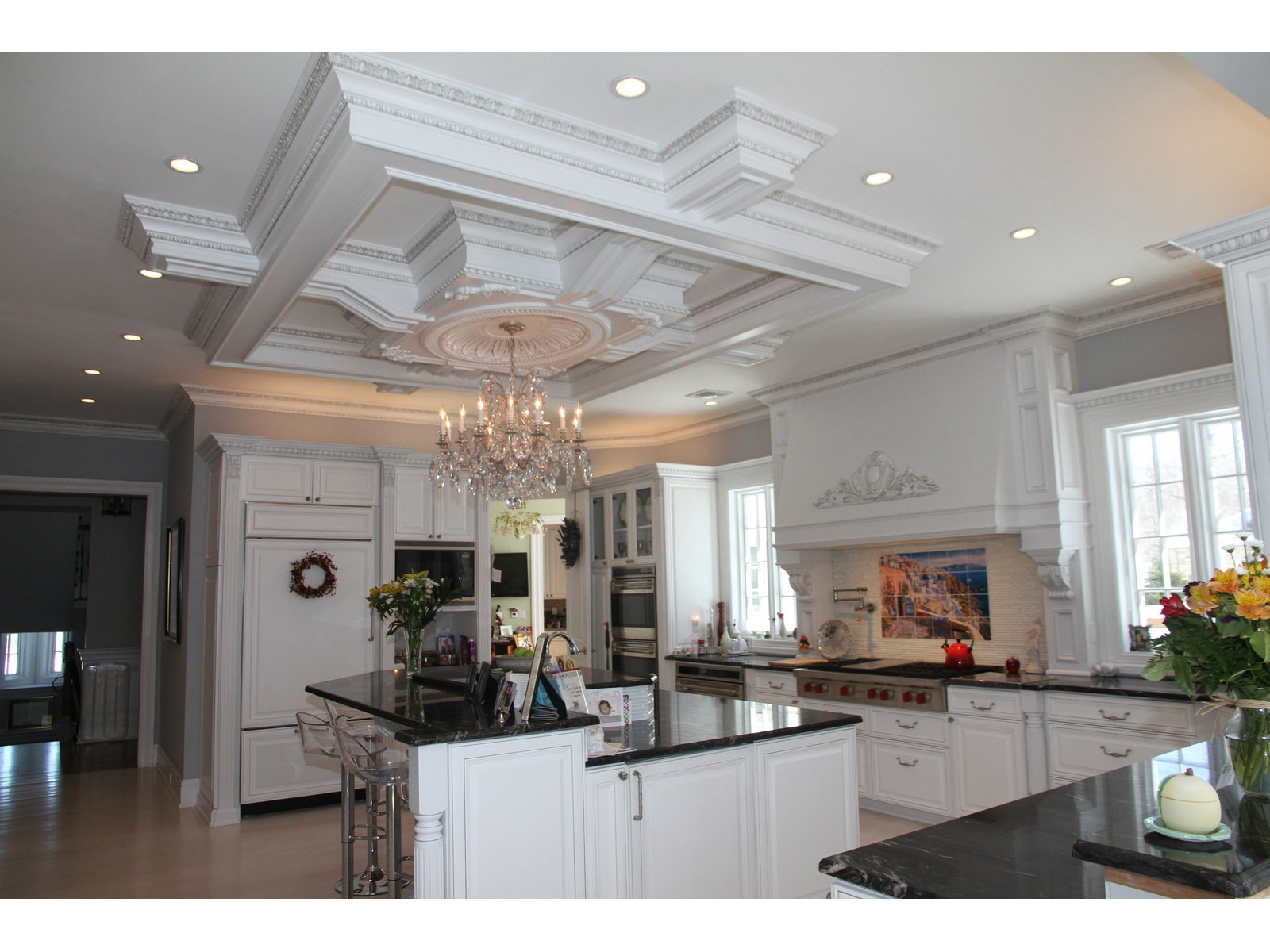Contemporary Crown Molding For Kitchen Cabinets Kitchen Cabinets Kitchen Cabinets By Crown Molding Nj